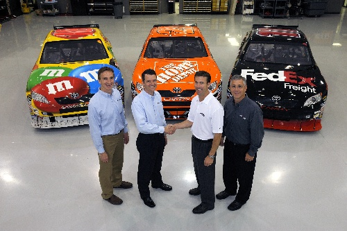 Joe Gibbs Racing Picture