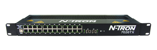 N-Tron Adds 26-Port, AC-Powered, Rackmount Switch to Fully Managed Product Line