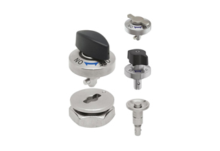 One-touch fasteners for quick changeover and frequent set ups