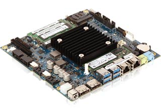 IoT ready modules and motherboards