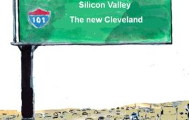 silicon valley the new cleveland